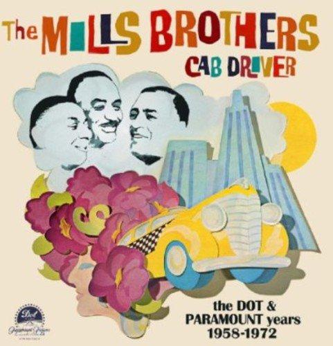 Cab Driver: Dot & Paramount Years 1958 - 1972