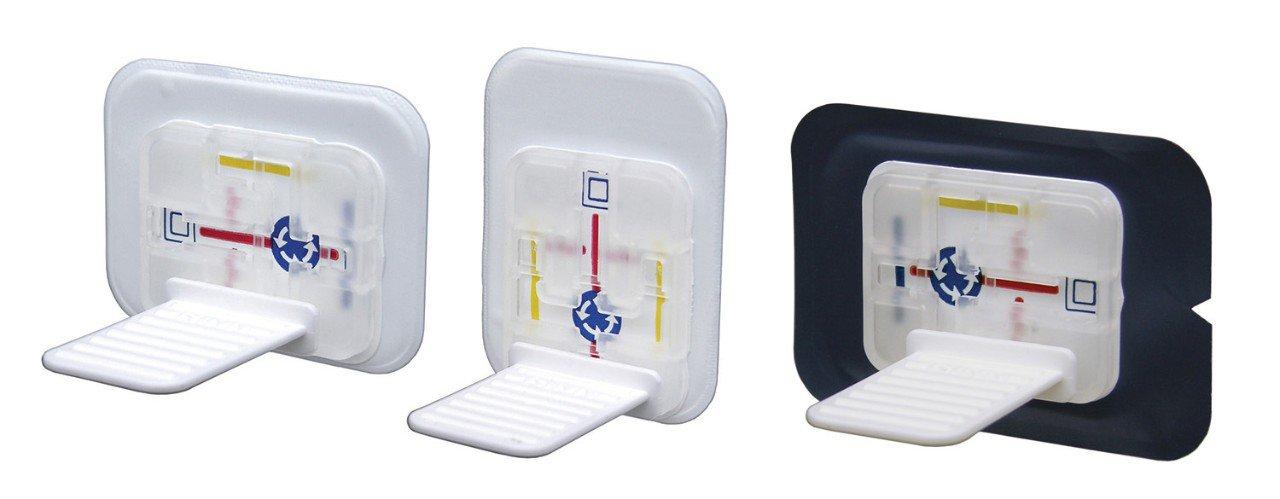 Dentsply 550255 Uni-Grip 360 Universal Sensor Holder Combo Pack for Film/PSP