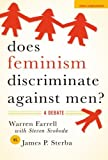 img - for Does Feminism Discriminate Against Men?: A Debate (Point/Counterpoint) by Warren Farrell (2007-10-10) book / textbook / text book