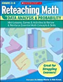 Data Analysis and Probability, Bob Krech and Maryann McMahan-Nestor, 0439529654