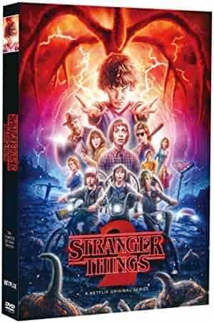 Stranger Things: Season 2 (DVD, 3-Disc Box Set) SEALED NEW