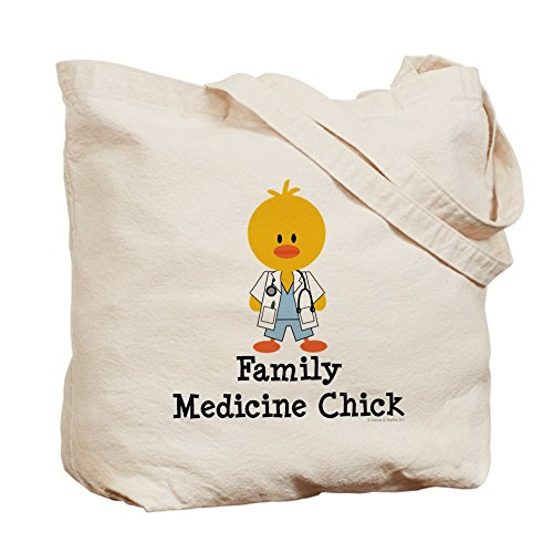 CafePress-Family medicina Tote Bag-Borsa pasquale a forma di gallina