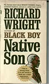 a discussion of the reviews of richard wrights native son Historical and literary context for richard wright's native son learn all about  native son, ask questions, and get the answers you need.