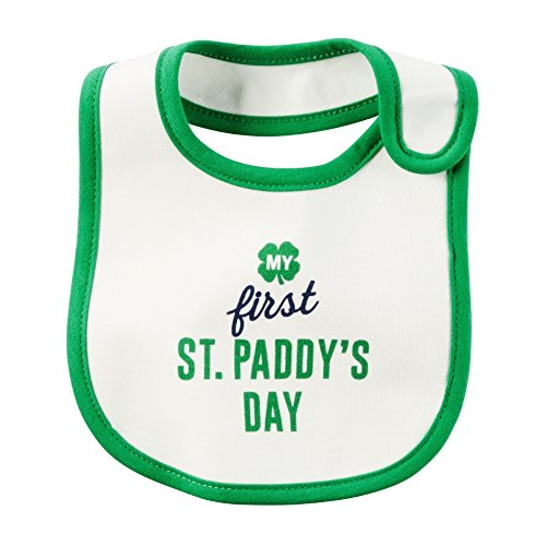 Patricks Day Bib - Carter's Baby First St. Paddy's Day Bib
