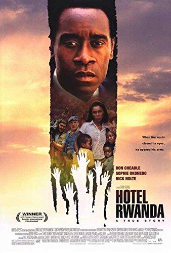 Hotel Rwanda POSTER (27