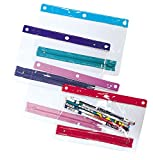 Pencil Pouch, Assorted, pkg of 24
