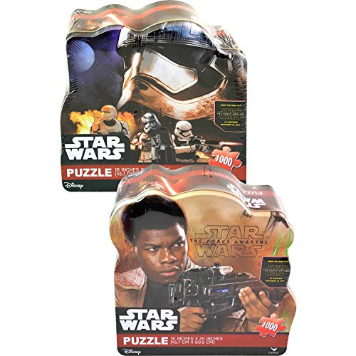 Star Wars Puzzle (1000 Piece) in Collectors Tin for sale  Delivered anywhere in USA