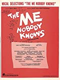 The Me Nobody Knows, Will Holt, 0881884928