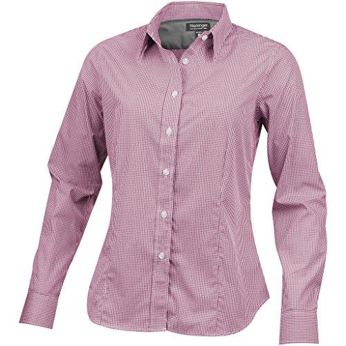 Donna Lunghe Verde Maniche Camicia A Slazenger qw0SRC