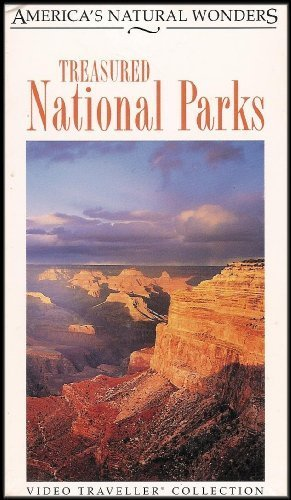 (America's Natural Wonders: Celebrated National Parks and Treasured National Parks [Vol. 1 and 2 - 2 VHS Video Box Set])