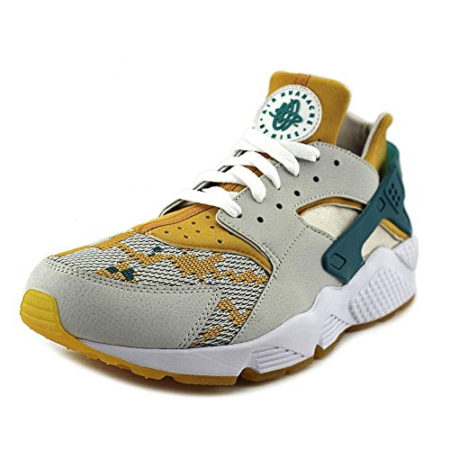 Uomo Light Huarache Bone Run Giallo Blu PA Nike cnyn Corsa Rdnt Gld da Scarpe Air Bianco Emrld CqP55xw0