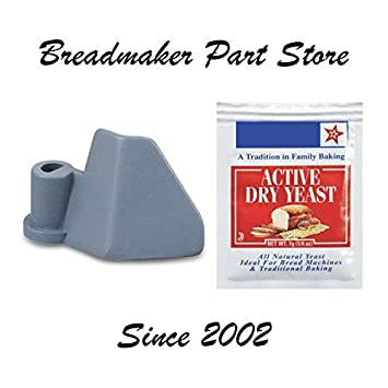 New Kneading Paddle For Oster MODEL 5838 026 FITS 4 RIVET BAKING