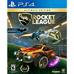 Rocket League: Ultimate Edition arrives in Stores August 28 from Psyonix and Warner Bros.