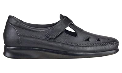 Women's Roamer Slip-on black 11ww