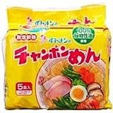 イトメン チャンポンめん 5食パック