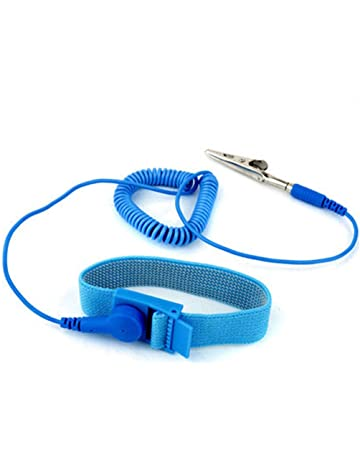 Back To Search Resultstools Kind-Hearted Free Shipping Anti Static Anti-skid Esd Adjustable Discharge Wrist Strap Band Grounding Bright In Colour