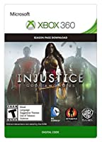 Injustice: Gods Among Us Season Pass - Xbox 360 Digital Code