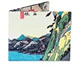Mighty Wallet Men's Ultra Thin Strong Tyvek Wallet by Dynomighty - Hiroshige