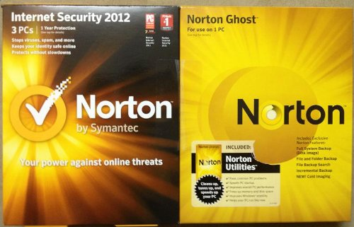 Norton Triple Internet Security Utilities product image