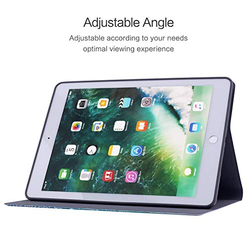 3D Printed iPad Mini1/2/3Case,Right Functions List Mentality Intellect  Neurology, [Auto Wake/Sleep Function] Magnetic Closure Flip Anti-Scratch  Shell