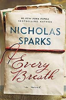 Book Cover: New Nicholas Sparks 2018 Novel