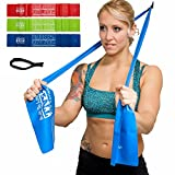 TNT Pro Series Exercise Stretch Bands Resistance Set Heavy Duty Door Anchor Included Review