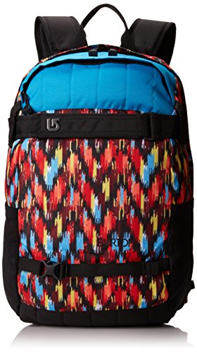 Burton Day Hiker 23L Backpack – Women's – 1404cu in Ikat Stripe, One Size For Sale