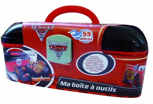 DArpje-CDIC013-Cars-Maletn-con-material-para-colorear