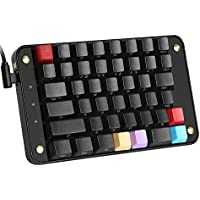 Koolertron Single Handed Programmable Mechanical Keyboard Advantages