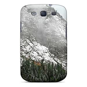 Defender Case For Galaxy S3, First Frosting Of Snow Pattern