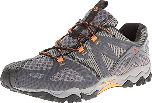 Leather Trail Running Shoe - 3