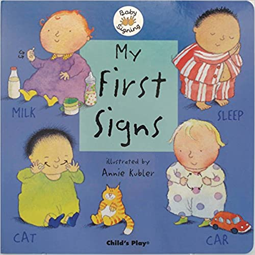 My First Signs American Sign Language