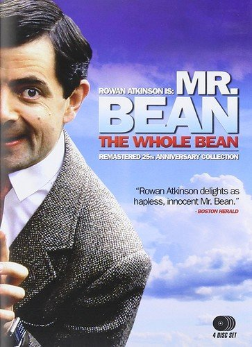 Mr. Bean: The Whole Bean (Complete Series) (Le Bean)