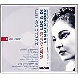 Gaetano Donizetti: Lucia di Lammermoor (Oper) (Gesamtaufnahme) (2 CD)