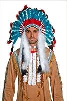 Smiffy's Unisex-Adult Indian Headdress