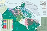Map of the Inuit Language in Inuit Communities in Canada