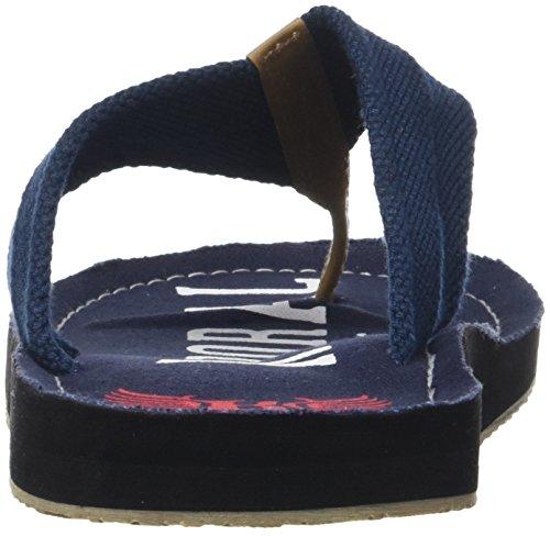 Kaporal Taino, Chanclas Para Hombre Bleu (marine/marine)
