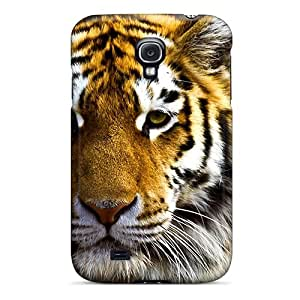 Awesome FFZFgaH1787LEWeB Saraumes Defender Tpu Hard Case Cover For Galaxy S4- The Calm Predator