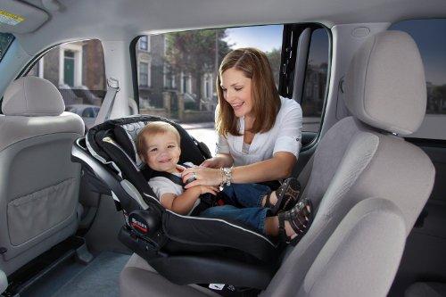 Britax B-Safe Infant Car Seat, Black (Prior Model)