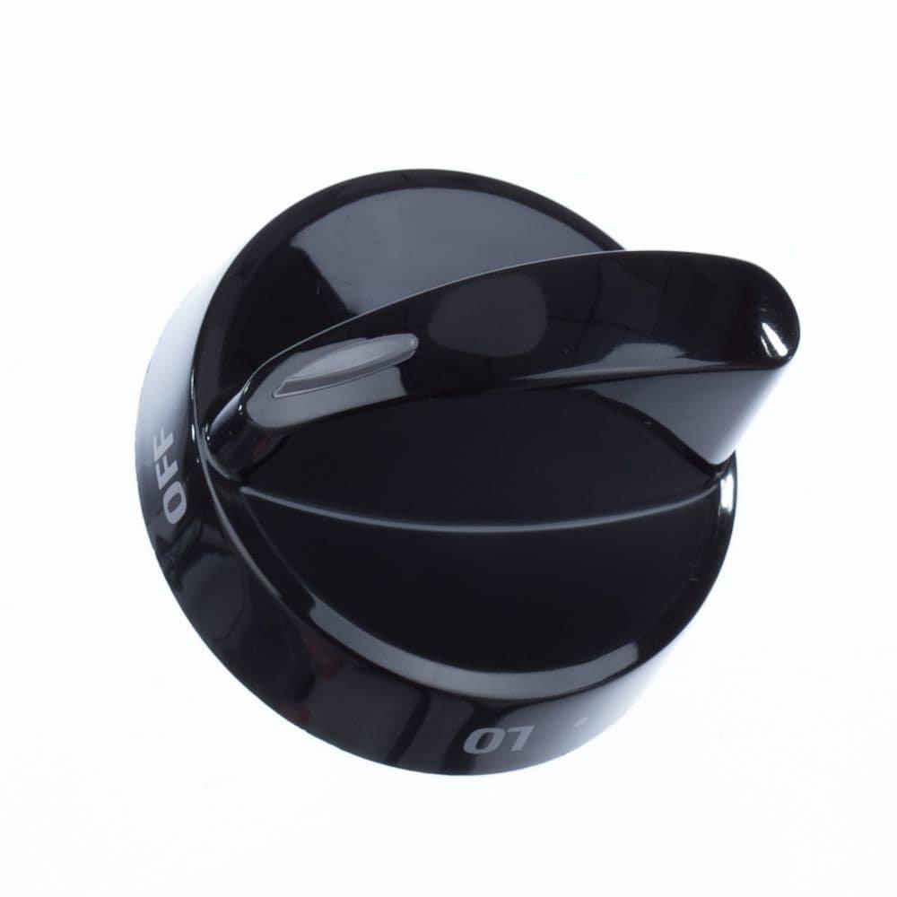 Frigidaire 316442513 Range Surface Burner Knob Genuine Original Equipment Manufacturer (OEM) Part Black