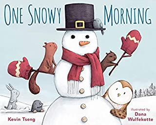 Book Cover: One Snowy Morning