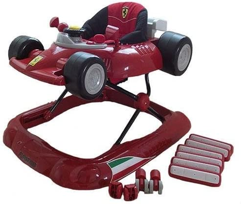 Buy Ferrari Combi F1 Baby Walker Red Online At Low Prices In India