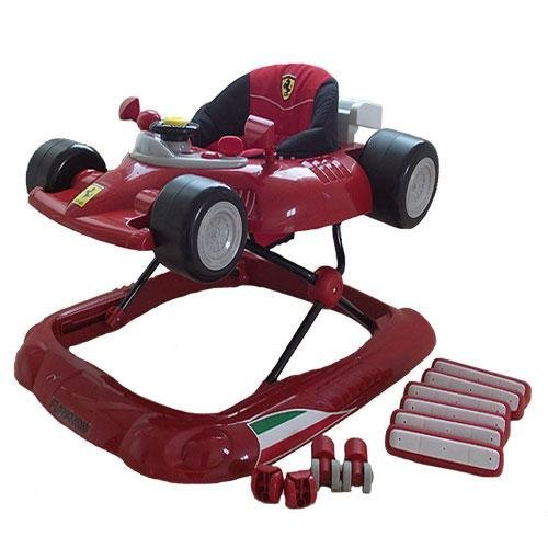 Official Licensed Ferrari Baby Walker by Team