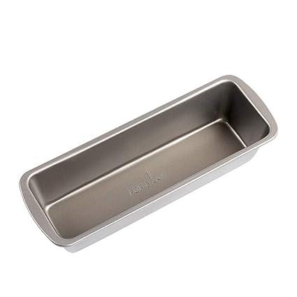 Molde para Hornear Tira Antiadherente Acero Al Carbono Pan Tostada Caja Tostada Molde Pastel De Queso