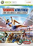 Summer Athletics The Ultimate Challenge - Xbox 360 (Jewel case)