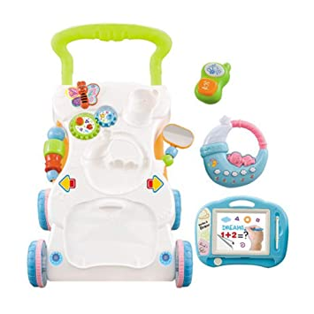 Amazon.com: XGPT Baby Walker - Andador multifuncional ...