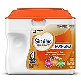 Similac Sensitive Non-GMO Baby Formula - Powder - 22.6 oz - 6 pk