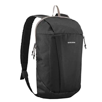00334b2cfccf2 QUECHUA NH100 Country Walking Backpack 10 Ltr (Black)