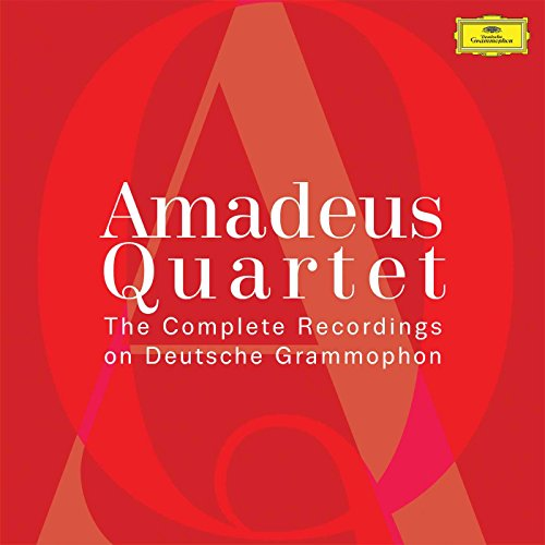 Amadeus Quartet - Complete Recordings On Deutsche Grammophon [70 CD]