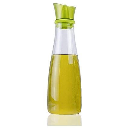 Gutreise - Juego de botellas para aliño de vinagre y aceite (botellas de